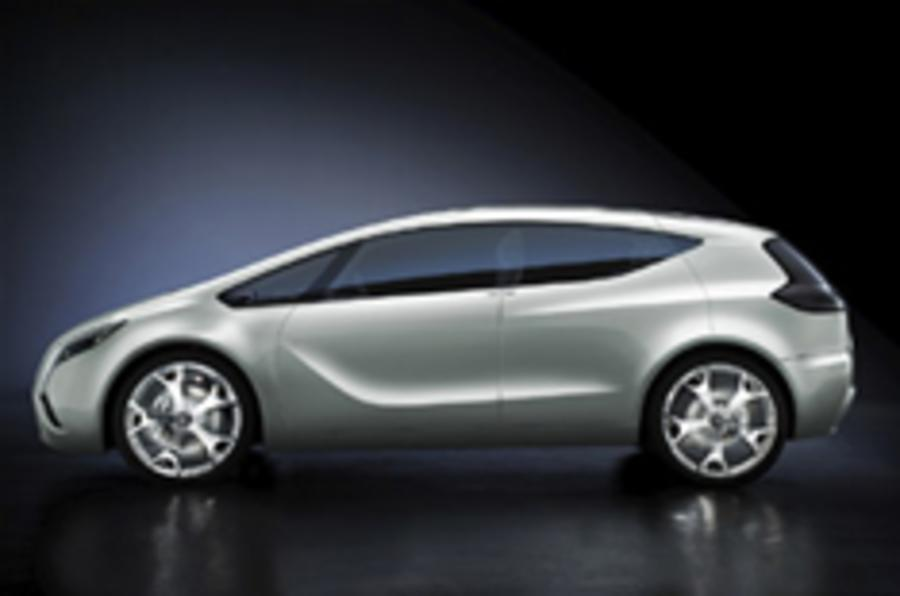 Next Vauxhall Zafira goes for style
