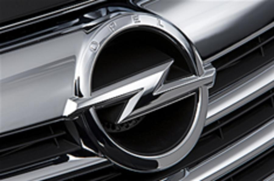 Opel workers take to the streets