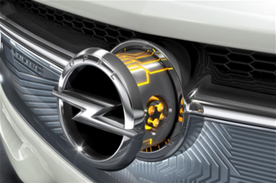 Geneva motor show: Vauxhall concept