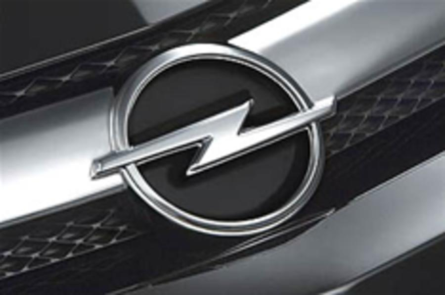 Opel expects record first quarter