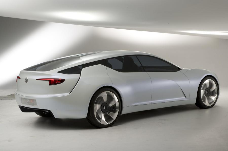 Opel Flextreme GT/E - new pics