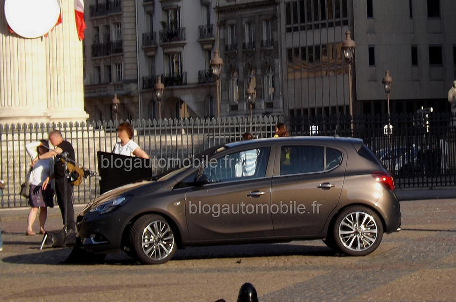 New Vauxhall Corsa spotted undisguised ahead of year-end launch