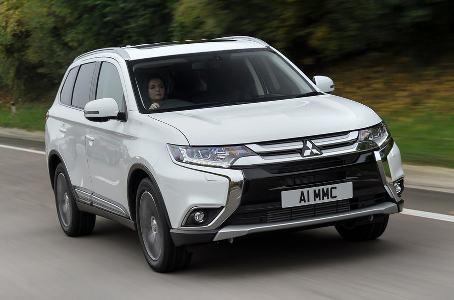 mitsubishi outlander diesel review 2019 autocar. Black Bedroom Furniture Sets. Home Design Ideas