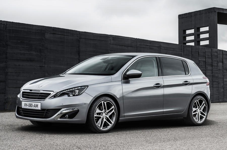 New Peugeot 308 - latest pictures