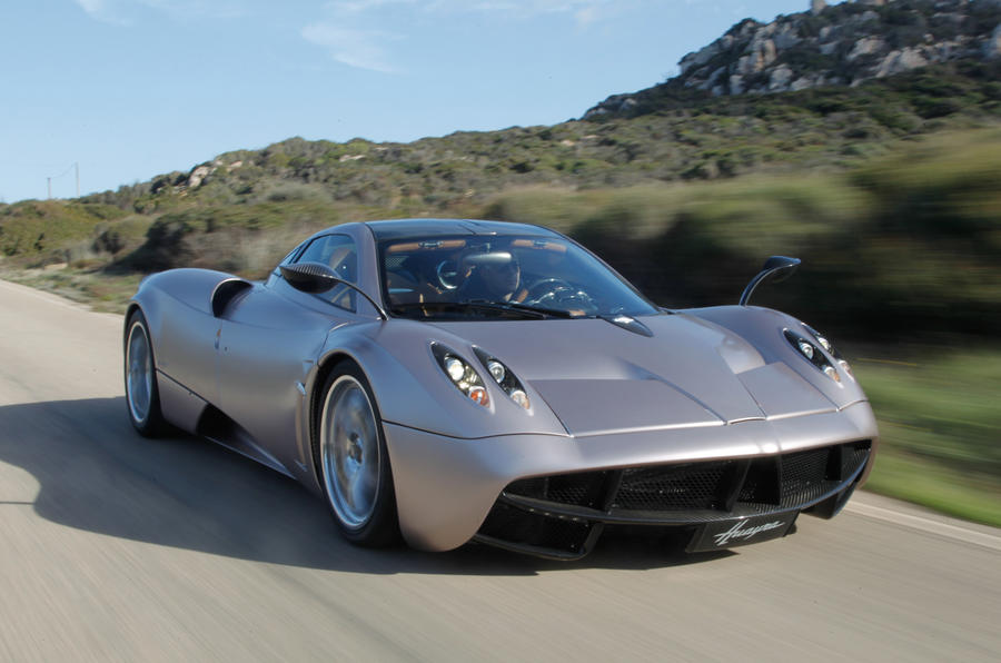 Pagani Huayra blocked in US