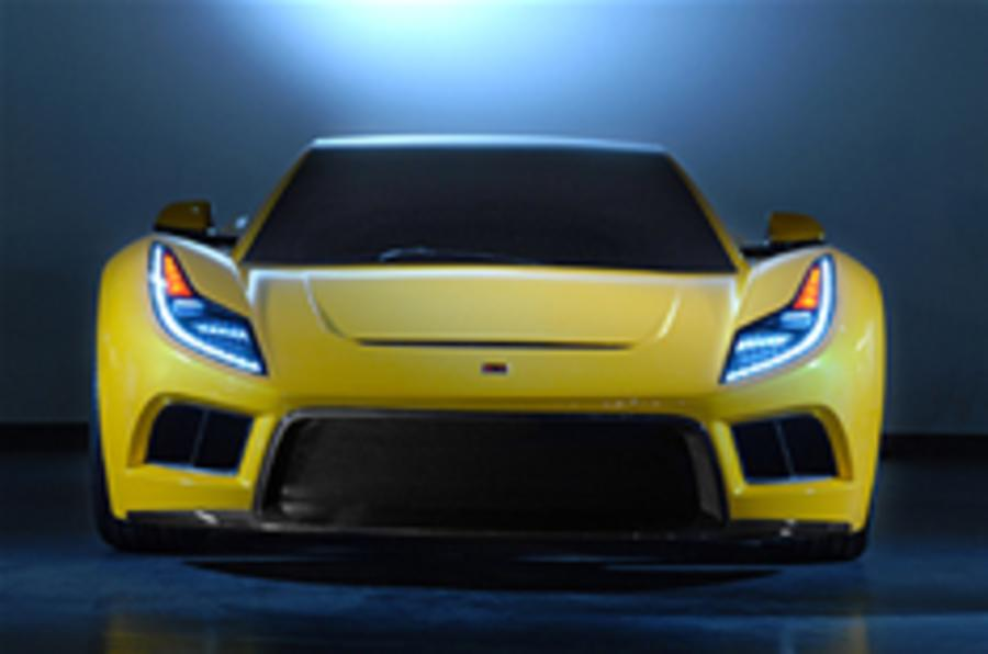 More pics: Super Saleen revealed