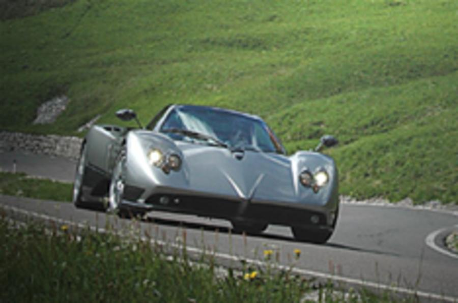 Pagani claims new Nurburgring record
