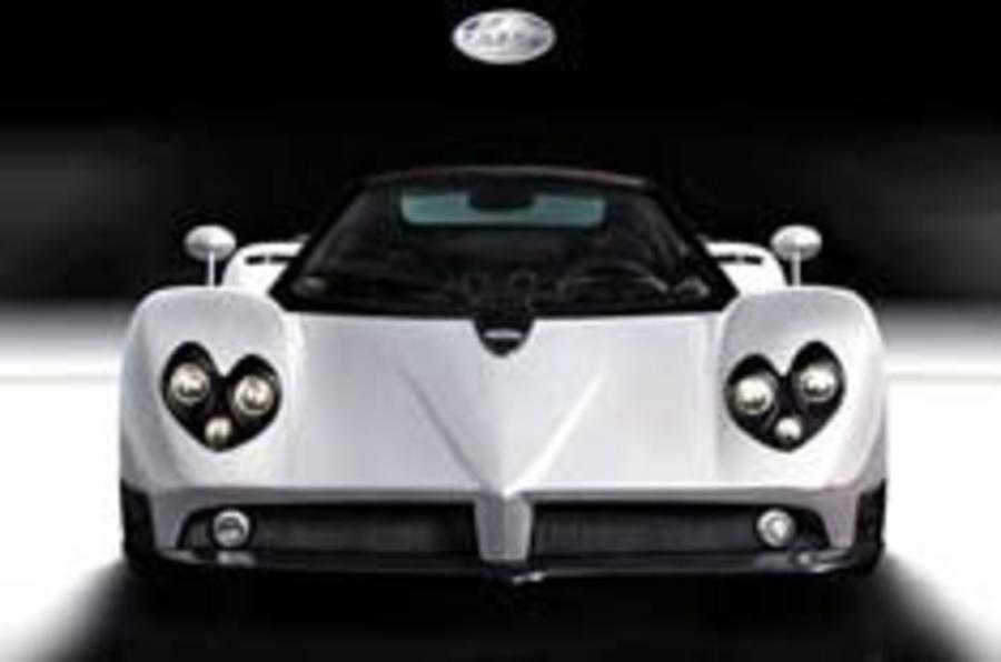 Zonda R: quicker, lighter and meaner
