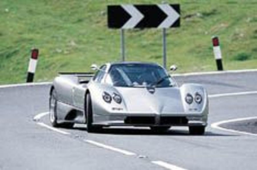 Pagani will unveil Enzo-beating Zonda