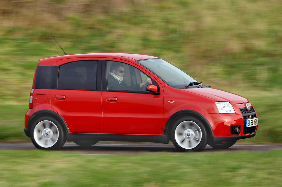 fiat panda 100hp successor likely autocar. Black Bedroom Furniture Sets. Home Design Ideas
