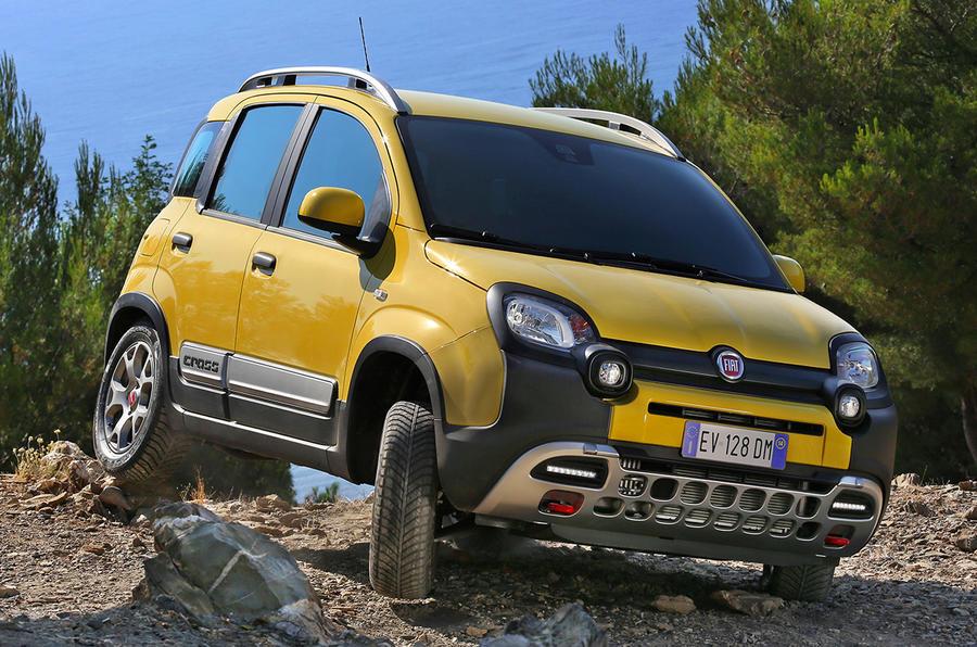 Fiat Panda Cross Twinair Turbo