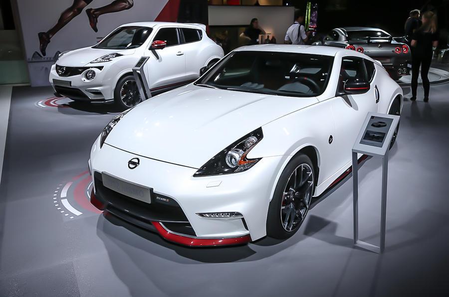 Aerodynamic And Suspension Tweaks For Nissan 370z Nismo