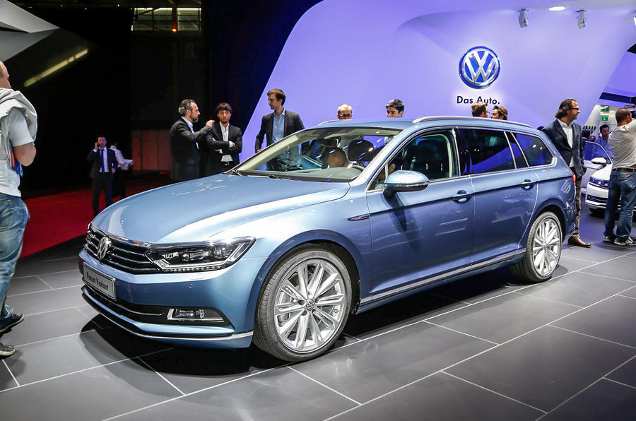 New Volkswagen Passat to cost from £22,215