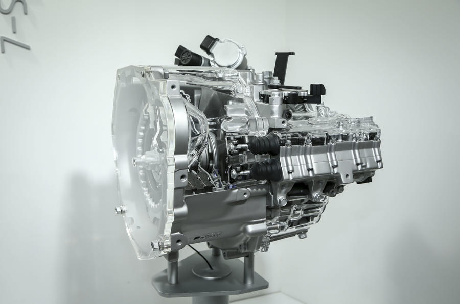 Hyundai unveils downsized turbo engines and seven-speed transmission