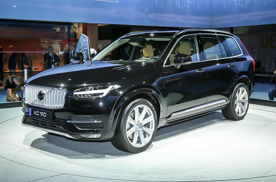 Вольво xc90 новая модель премьера 2018