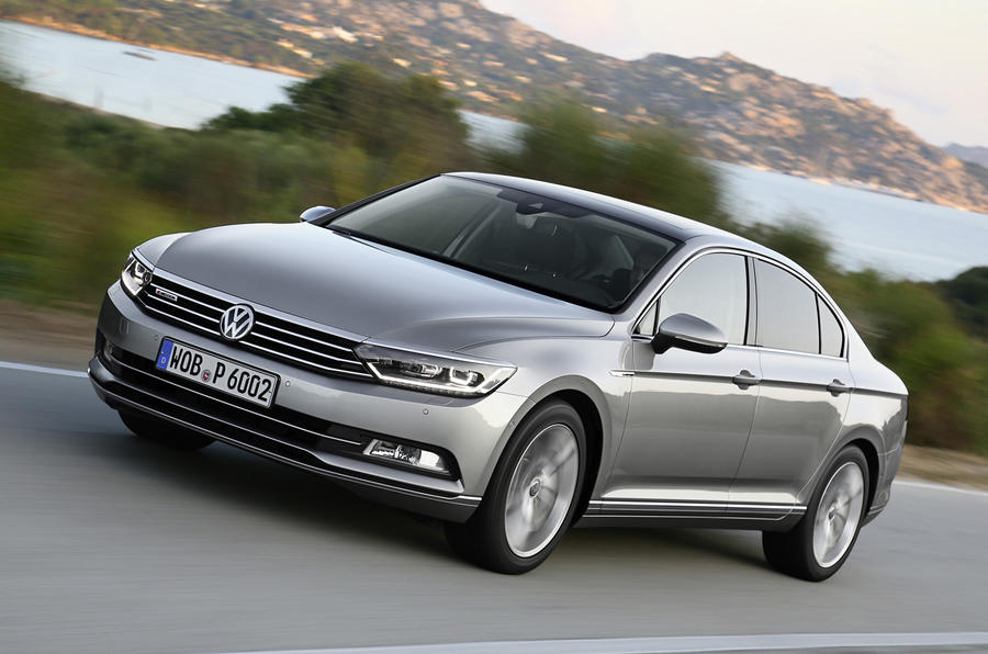 A challenging birth for the pokiest Volkswagen Passat