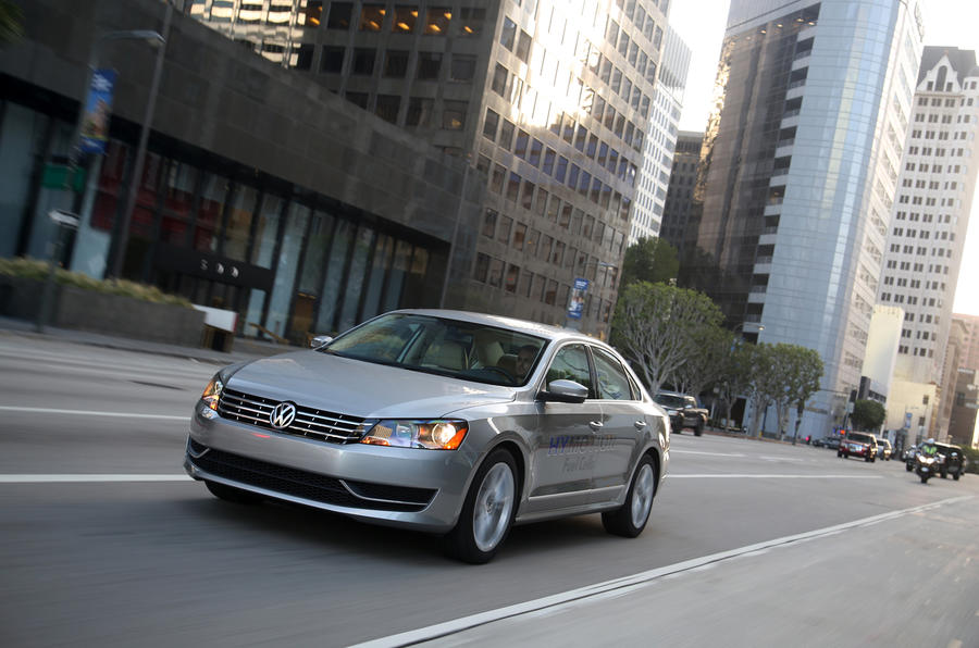 Volkswagen Group unveils new fuel cell tech