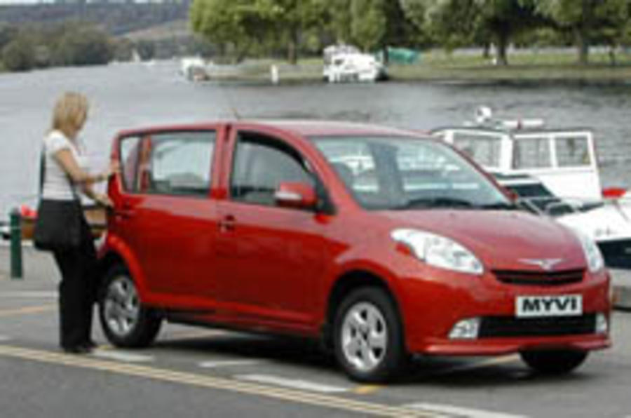 Perodua goes upmarket