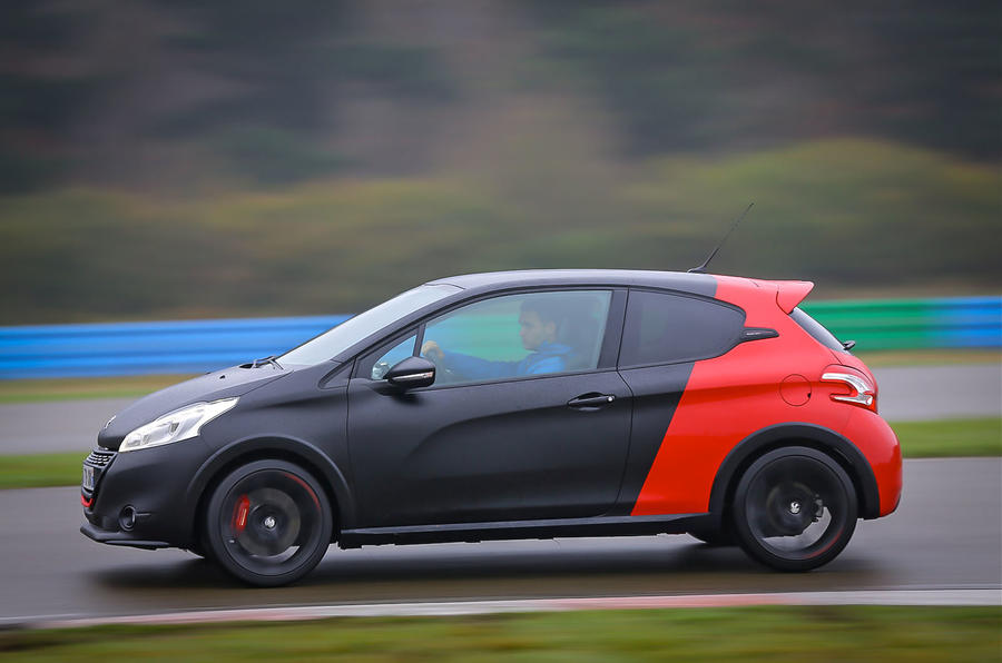 Peugeot 208 GTi 30th Anniversary first drive review