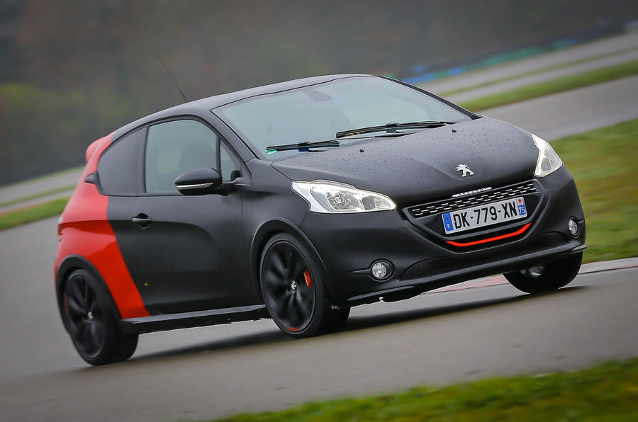 2014 peugeot 208 gti 30th anniversary. Black Bedroom Furniture Sets. Home Design Ideas
