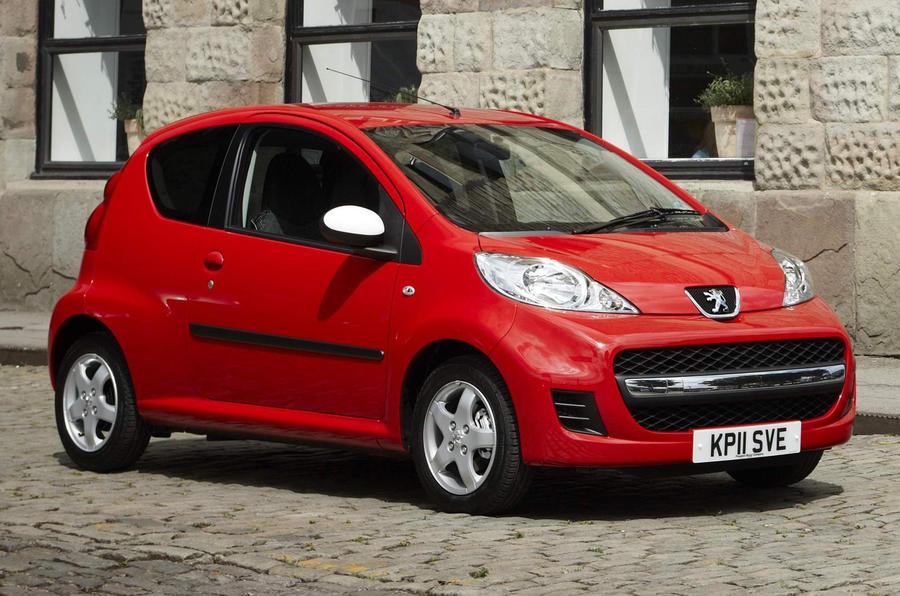 Peugeot 107 Sportium launched