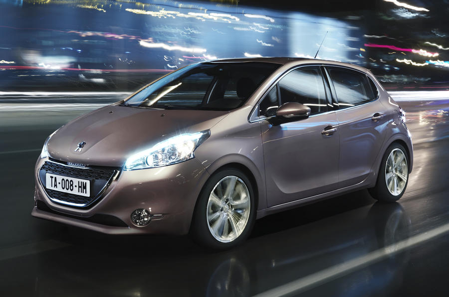Peugeot 208 Engine Line Up Confirmed Autocar