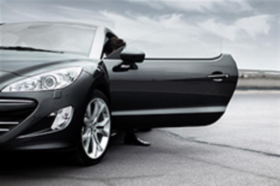Official: Peugeot RCZ pictures