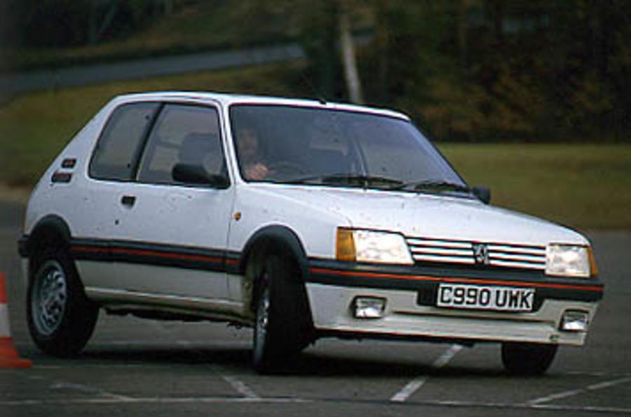 Peugeot's GTI U-turn