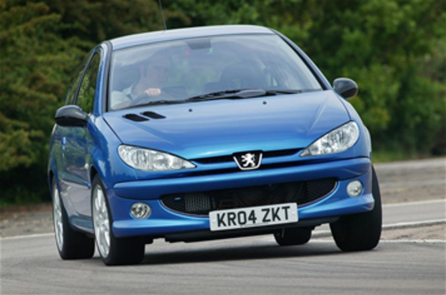 Peugeot 206's for sale on BoostCruising | It's free AND it works!