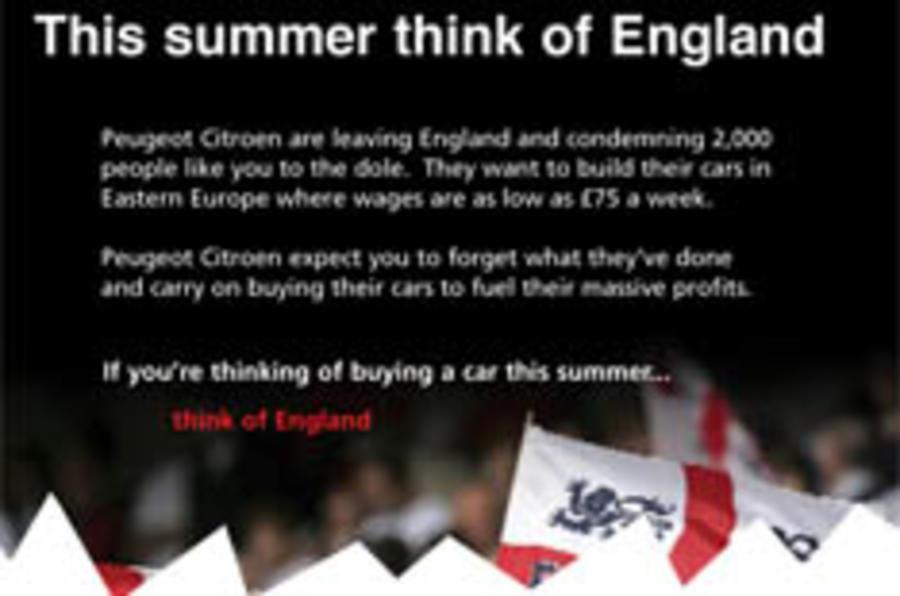 Peugeot sales up despite boycott