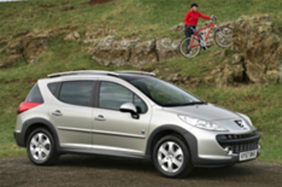 Peugeot launches 207 'Allroad'