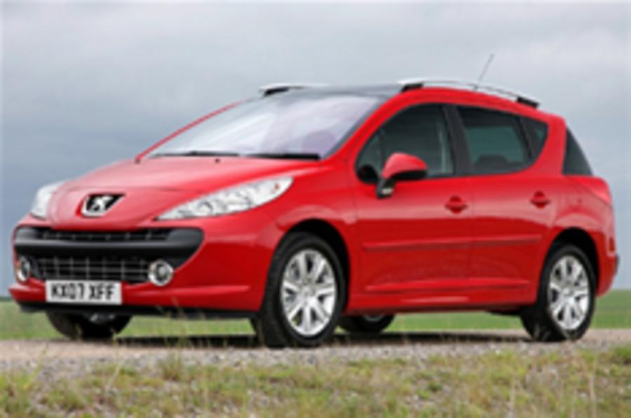 Peugeot 207 range grows again