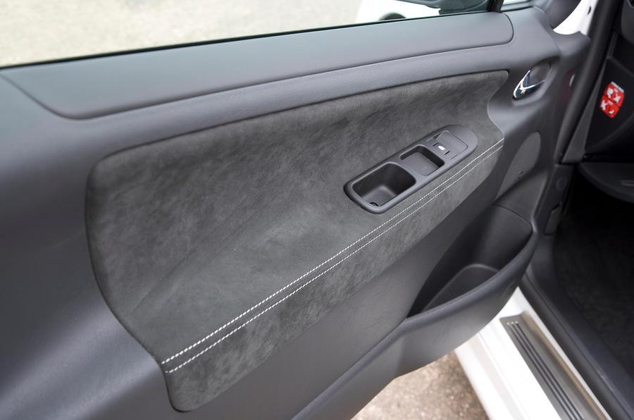 Peugeot 207 door cards