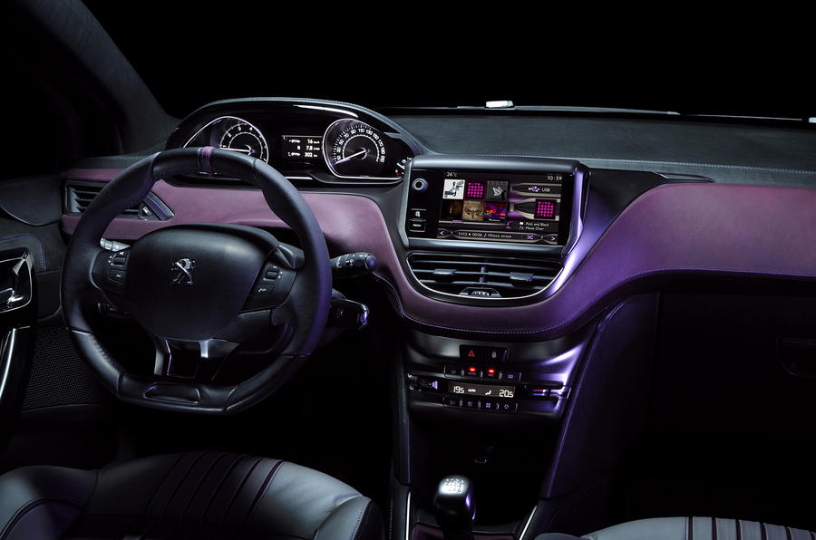 Geneva 2012: Luxury Peugeot 208