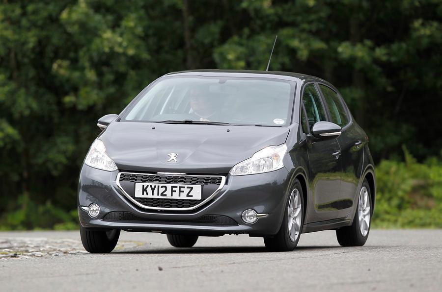 Best car deals: Citroen C4 Picasso, Peugeot 208, VW Up, Toyota Avensis