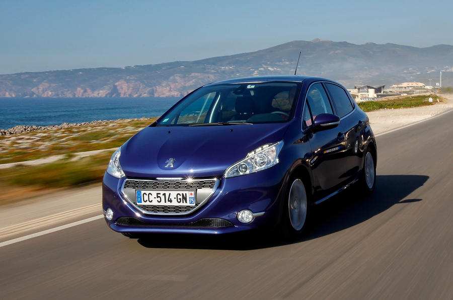 peugeot 208 1 4 hdi egc review autocar. Black Bedroom Furniture Sets. Home Design Ideas