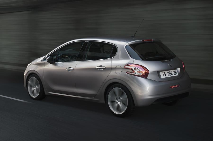 Peugeot 208 engine line-up confirmed