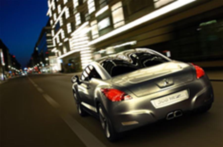 On video: Peugeot 308 RCZ