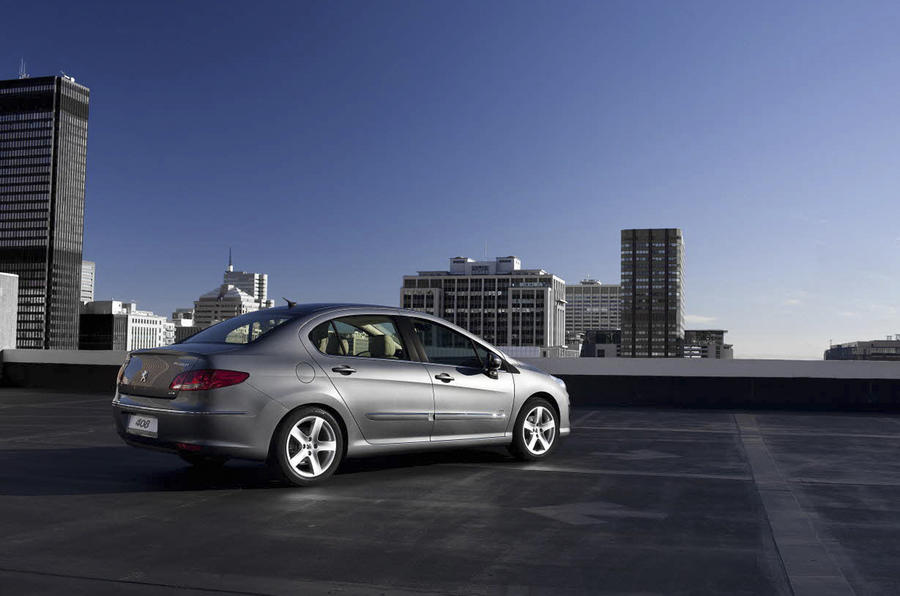 New Peugeot 408 launched