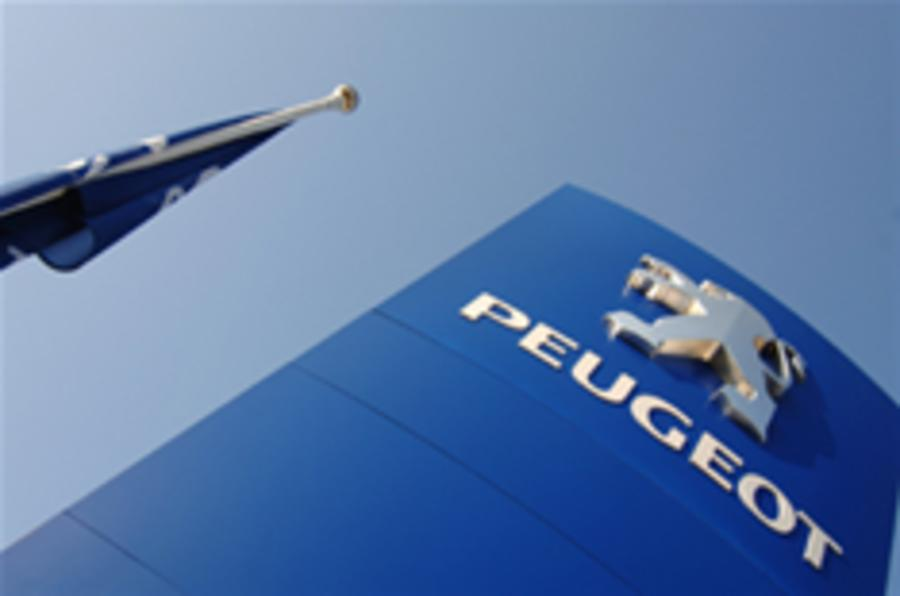Peugeot's scrappage warning