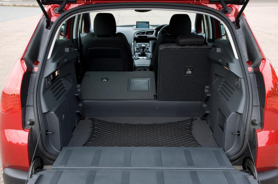 Peugeot 3008 2009 2016 Interior Autocar
