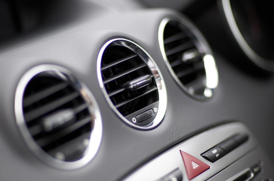 Peugeot 308 air vents