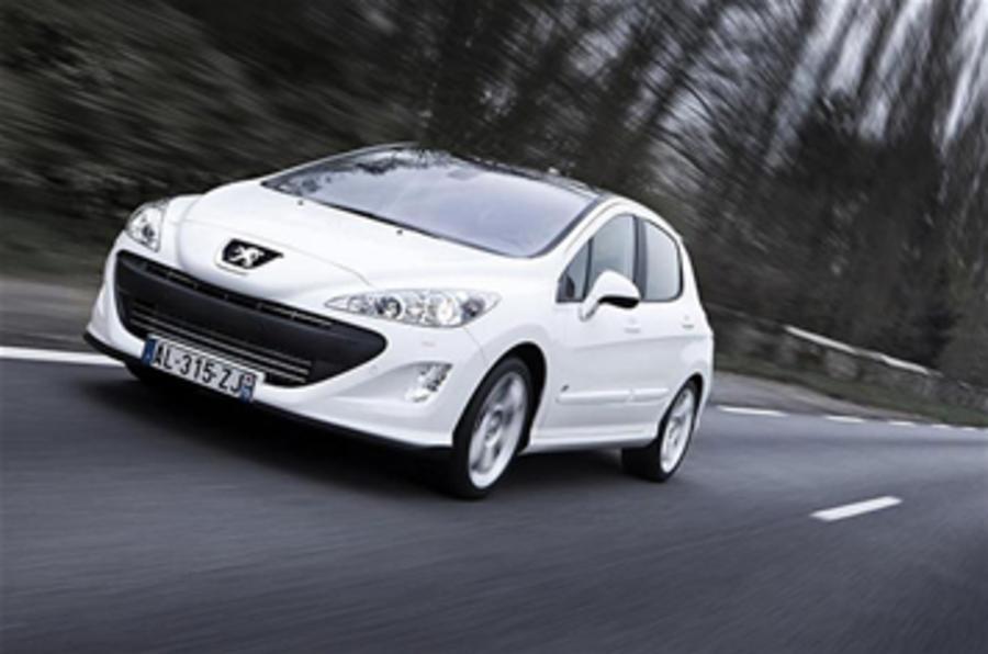 308 'GTI' on sale in UK