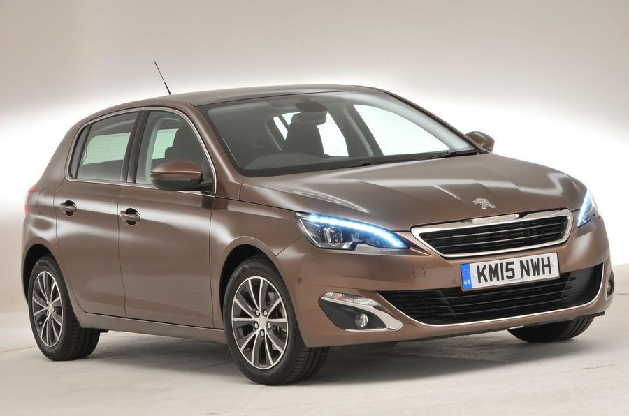 4 star Peugeot 308