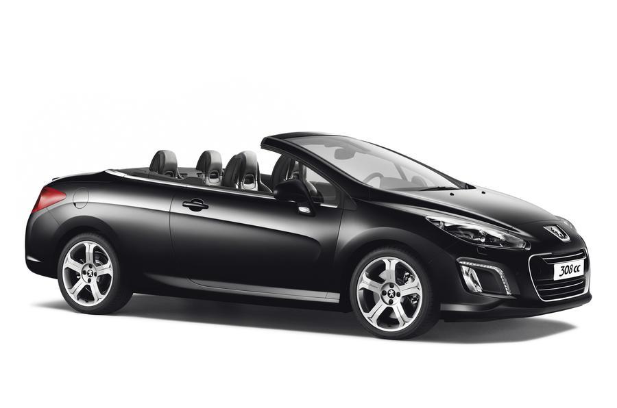Geneva motor show: Peugeot 308