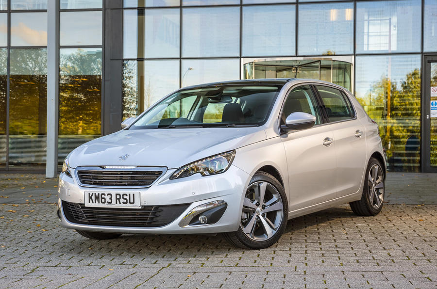 Peugeot 308 e-THP 130 first drive review