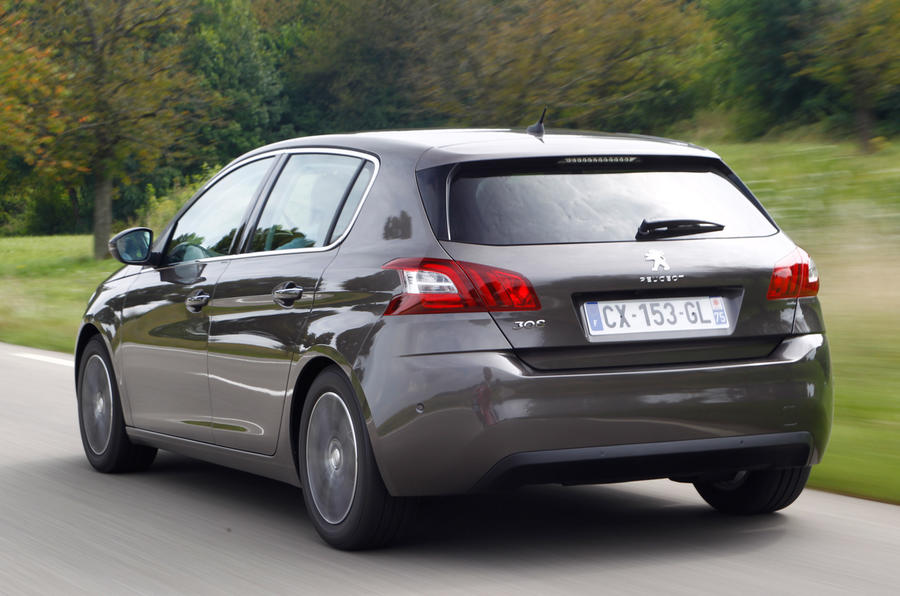 peugeot 308 1 6 litre e hdi diesel first drive. Black Bedroom Furniture Sets. Home Design Ideas