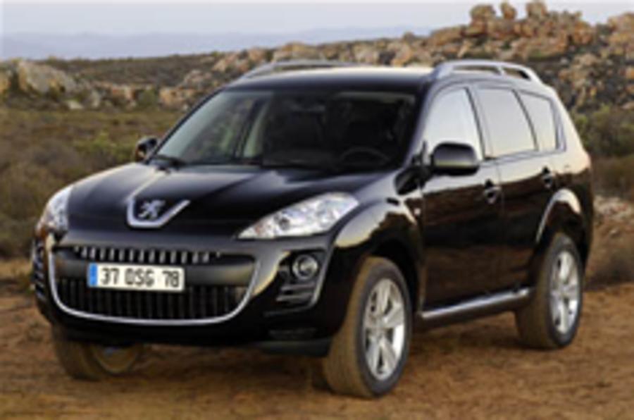 Meet Peugeot S Outlander Clone Autocar