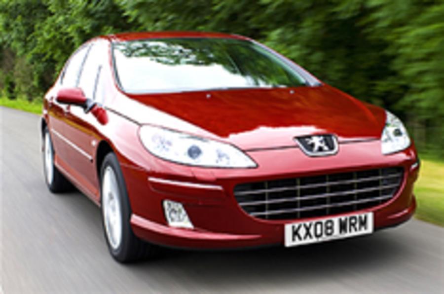 Peugeot 408 details