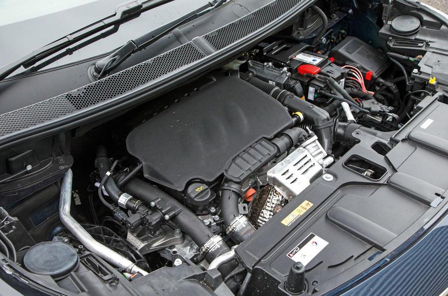 2.0-litre HDi Peugeot 5008 engine